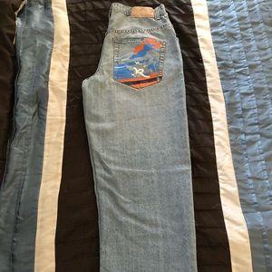 Men's rocawear jeans